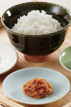越乃紅鶏そぼろと冬アレンジ