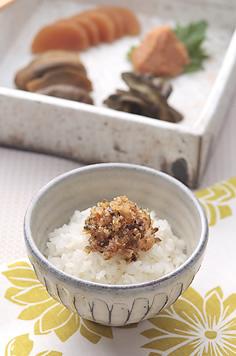 長岡野菜の味噌漬けのタタキ